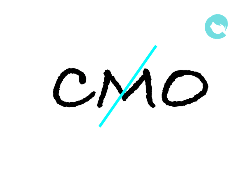"It's time to take the ""M"" out of CMO"